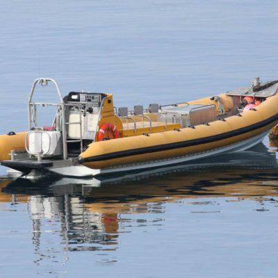 Ribworker jet boat for sale